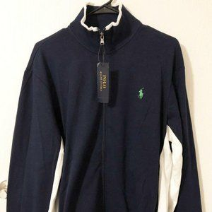 Other - NWT Men's Polo Ralph Lauren Track Jacket Size Medi